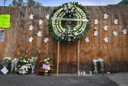 Con dolor, familiares recuerdan a víctimas del colegio Rébsamen