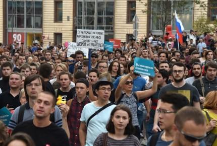 Rusia aprueba ley para excluir a opositores de las elecciones