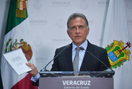 Yunes exige a PGR le devuelvan los bienes incautados a Javier Duarte