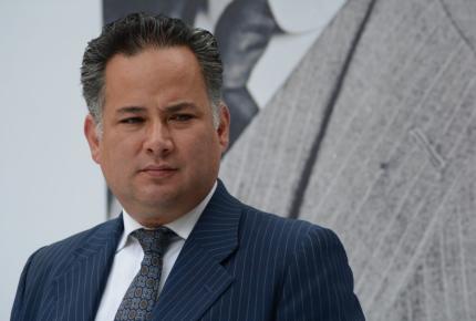Santiago Nieto: Se han congelado 435 cuentas vinculadas con 'huachicoleo'