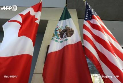 Canadá, EU y México logran acuerdo que renueva al TLCAN