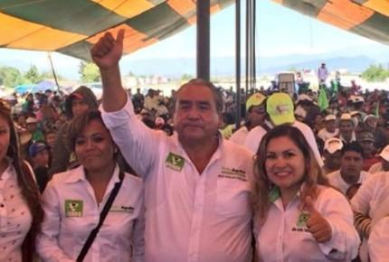 Asesinan a alcalde electo del PVEM por Nopalucan, Puebla