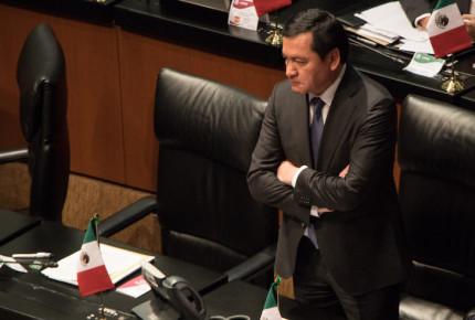 Se hizo todo por la investigación del caso Iguala: Osorio Chong