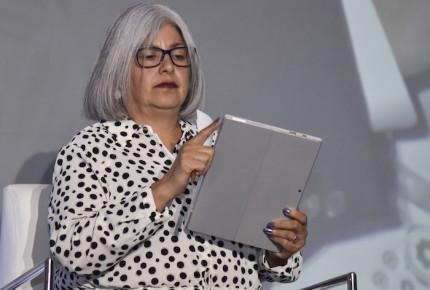 Critica Graciela Márquez presupuesto de Economía... y habrá más recorte