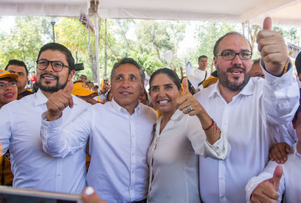 Manuel Negrete impugna anulación de elección en Coyoacán