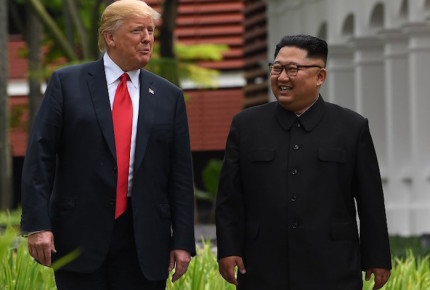 Quiere Kim Jong-Un otra cumbre con Donald Trump
