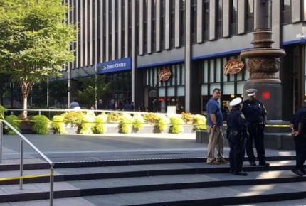 Tiroteo en banco de Cincinnati deja 4 muertos, entre ellos el atacante