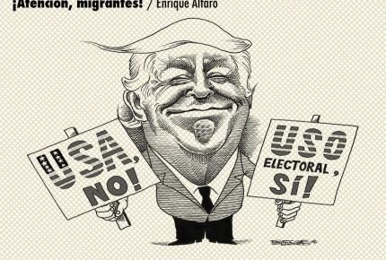 MONERO | ¡Atención, migrantes!