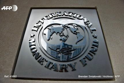 FMI recorta previsión de economía de México a -10.5%