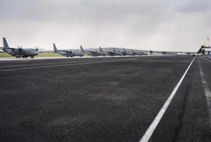Operación aérea será complicada por nuevas pistas en Santa Lucía: ASPA