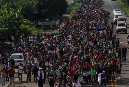 PF retrasa paso de caravana para informales de plan de Peña