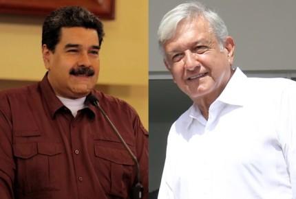 Confirma Maduro asistencia a toma de AMLO; ya suman 15 mandatarios
