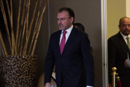 Videgaray 'tranquiliza' a China; USMCA no bloqueará relaciones comerciales