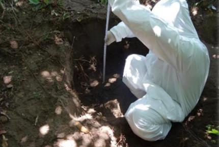 Suman 19 cuerpos encontrados en fosas en Lagos de Moreno, Jalisco
