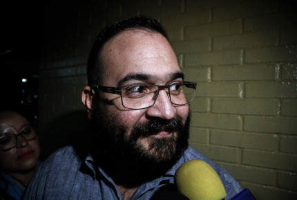 Desde prisión, Duarte se solidariza con masacre en Coatzacoalcos