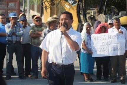 PGJ de Hidalgo exige desafuero contra Cipriano Charrez; él lo desconoce