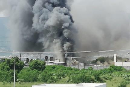 Reportan disturbios e incendio al interior de tutelar en Escobedo, NL