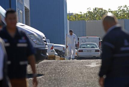 Cártel de Santa Rosa se adjudica doble homicidio en Celaya