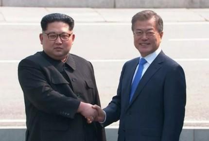 Llama líder surcoreano a acompañar deseo de paz de Kim Jong-Un