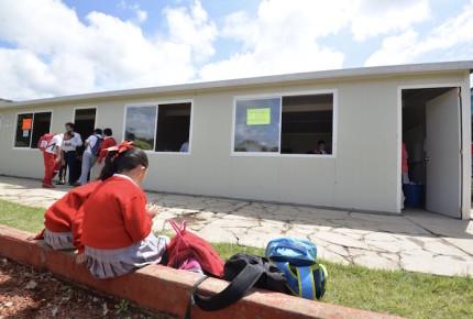 Juez ordena al gobierno de Peña y de Oaxaca reconstruir escuela