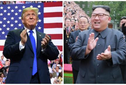 Trump y Kim Jong-Un, por el Nobel de la Paz; el magnate, el favorito