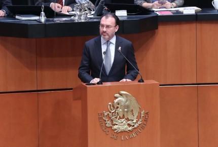 Hay diferencias irreconciliables con EU, reconoce Videgaray