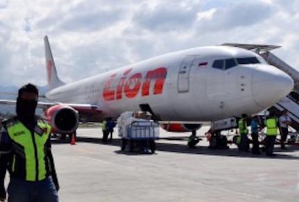 Avión estrellado en Indonesia tuvo problemas técnicos en vuelo previo