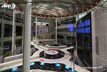 Bolsa de Tokio cae en apertura más de 3% arrastrada por Wall Street