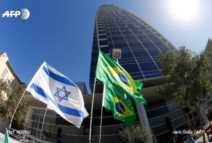 Bolsonaro reitera traslado de embajada a Jerusalén; Netanyahu lo celebra