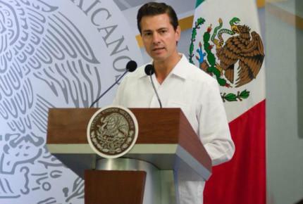 Ha sido un honor y un privilegio: Peña Nieto se despide de las FA