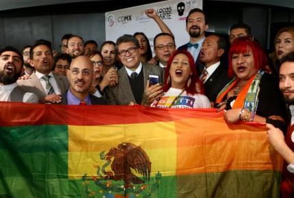 Senado aprueba reforma que garantiza seguridad social para parejas gay