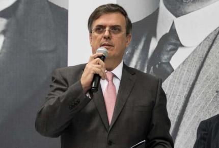 Fabián Medina, jefe de oficina de Marcelo Ebrard