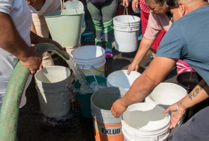 Reducirán suministro de agua para CDMX y Edomex