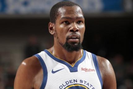 Una 'palabrota' le cuesta 25 mil dólares al basquetbolista Kevin Durant