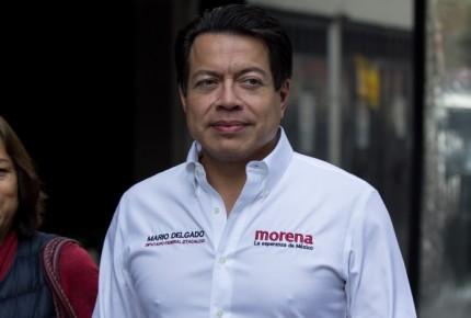 Delgado revive propuesta de AMLO para elegir dirigente de Morena