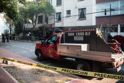 Amieva confirma ataque directo a bomberos; líder sindical en estado grave