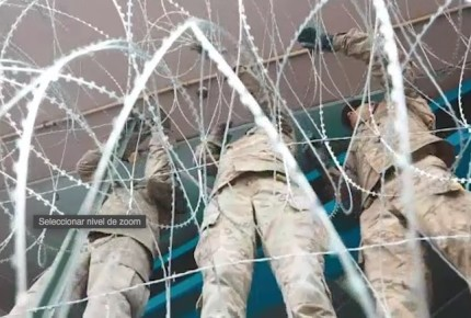 VIDEO | Trump mantendrá tropas fronterizas hasta que sea necesario