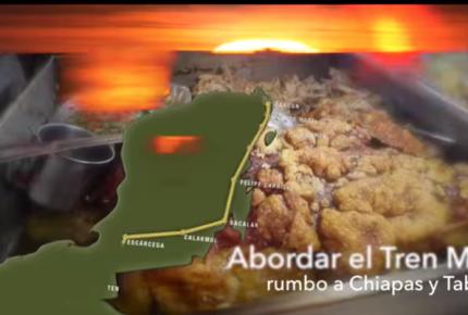 AMLO lanza segundo video sobre beneficios del Tren Maya