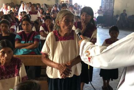 Diálogo en Chiapas permite a familias desplazadas regresar a su comunidad
