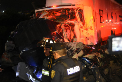 Vinculan a proceso a conductora que chocó en la México-Toluca