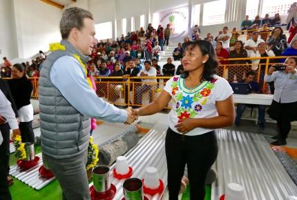 Chiapas fomenta crecimiento económico mediante el impulso al campo