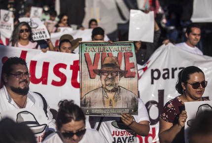 PGR va por 50 años para presunto asesino de Javier Valdez
