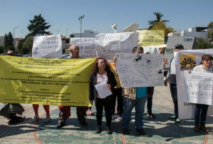 Sindicato de PRD exige alto a despido injustificado de trabajadores