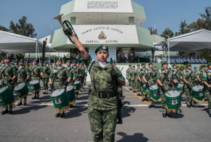 Guardia Nacional estrenará lanzagranadas...¡Usados!