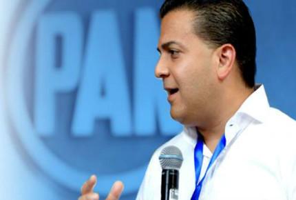 Ausencia de AMLO en el Senado es por pleito en Morena: PAN