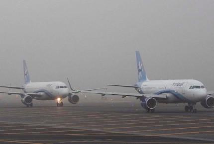 AICM reanuda operaciones, tras una hora detenidas por niebla