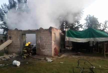 Explota otro polvorín en La Saucera en Tultepec