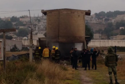 Se registra (nueva) explosión de polvorín en Tultepec