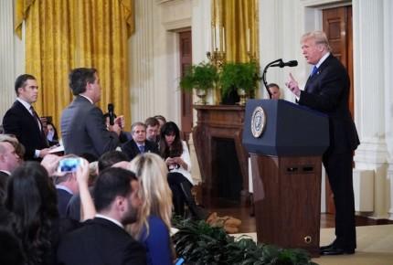 Fox News respalda a CNN en demanda contra la Casa Blanca