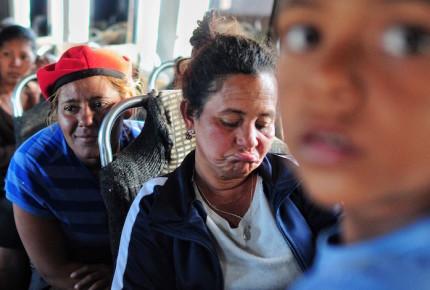 """""""Merecemos una oportunidad"""", piden migrantes a tijuanenses"""